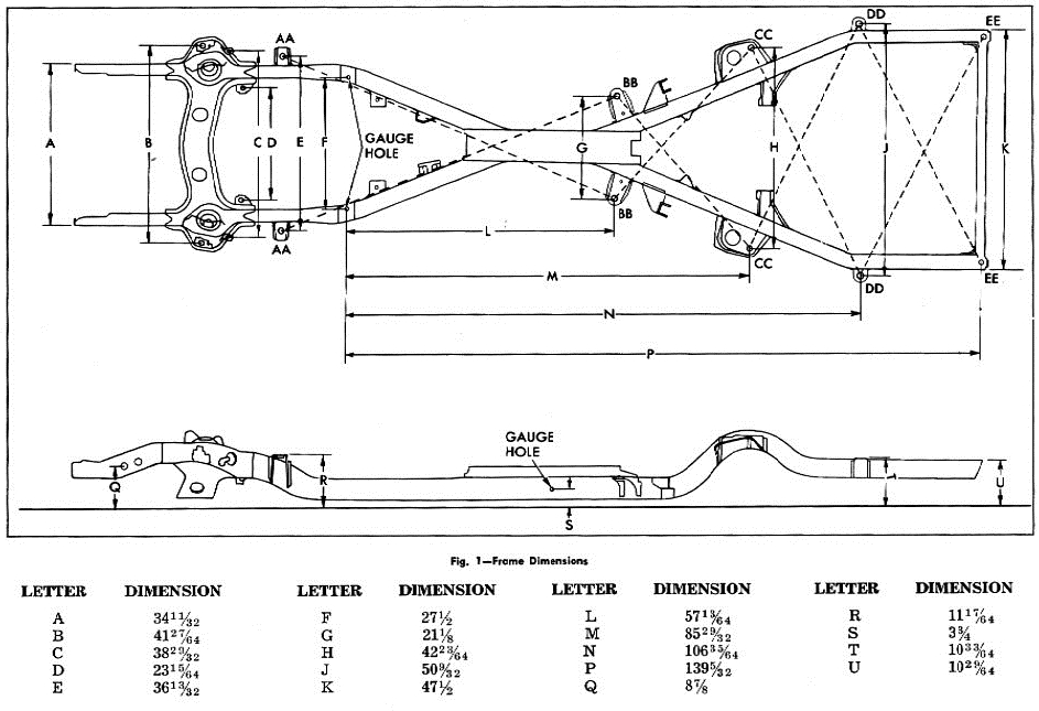 chassis frame usa rh bigtoys free fr GM Parts GM Wiring Schematics